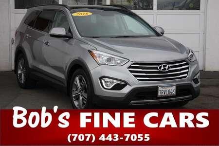 2016 Hyundai Santa Fe Limited All Wheel Drive for Sale  - 5242  - Bob's Fine Cars