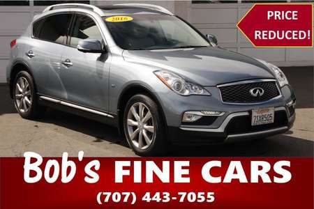 2016 Infiniti QX50  for Sale  - 5357  - Bob's Fine Cars