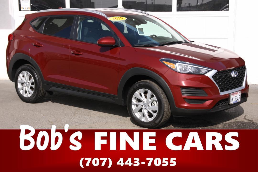 2019 Hyundai Tucson Value  - 5484  - Bob's Fine Cars