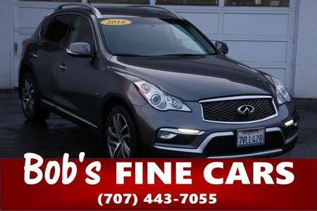 2016 Infiniti QX50  for Sale  - 5391  - Bob's Fine Cars