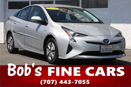 2018 Toyota Prius Two for Sale  - 5311  - Bob's Fine Cars