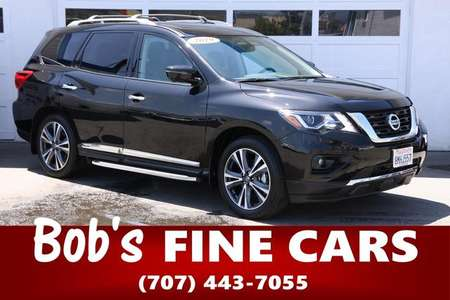 2019 Nissan Pathfinder Platinum for Sale  - 5498  - Bob's Fine Cars