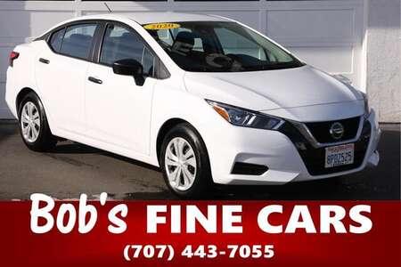 2020 Nissan Versa S for Sale  - 5596  - Bob's Fine Cars