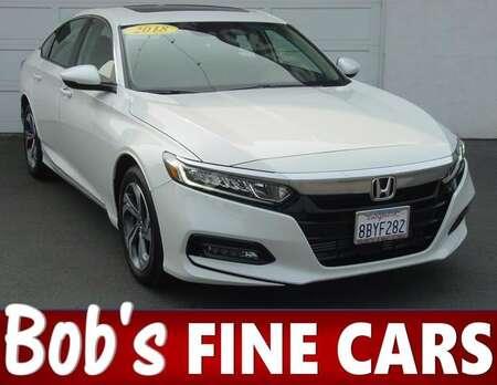 2018 Honda Accord Sedan EX-L 2.0T for Sale  - 5154  - Bob's Fine Cars