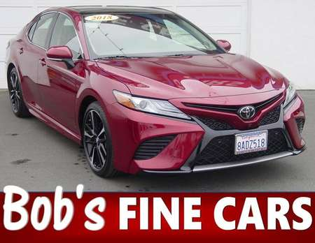 2018 Toyota Camry XSE for Sale  - 5157  - Bob's Fine Cars
