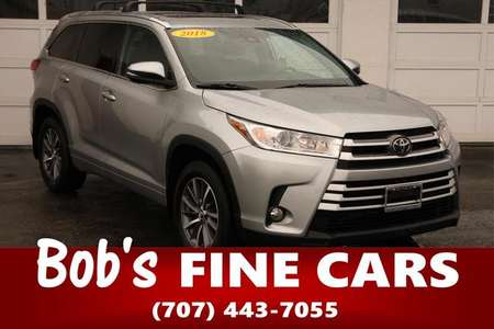 2018 Toyota Highlander XLE for Sale  - 5422  - Bob's Fine Cars