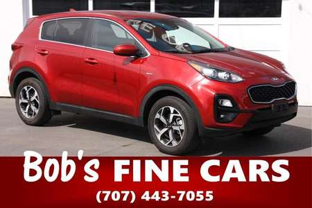 2020 Kia Sportage LX for Sale  - 5507  - Bob's Fine Cars