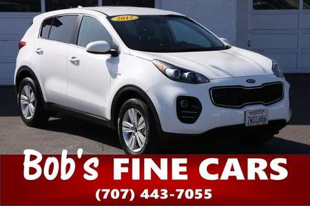 2017 Kia Sportage LX for Sale  - 5375  - Bob's Fine Cars