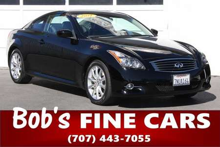 2011 Infiniti G37 Coupe Base for Sale  - 5297  - Bob's Fine Cars