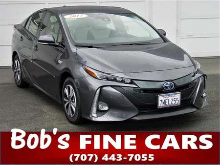 2017 Toyota Prius Prime Advanced for Sale  - 5238  - Bob's Fine Cars