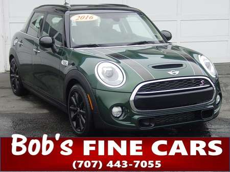 2016 Mini Cooper Hardtop 4 Door S for Sale  - 5147  - Bob's Fine Cars