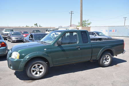 2002 Nissan Frontier XE for Sale  - 18152  - Dynamite Auto Sales