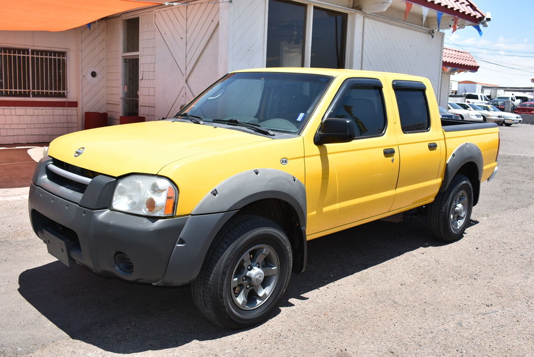 2002 Nissan Frontier  - Dynamite Auto Sales