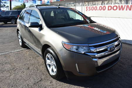 2012 Ford Edge SEL for Sale  - W19097  - Dynamite Auto Sales