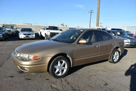 1999 Oldsmobile Alero GL for Sale  - 18314  - Dynamite Auto Sales