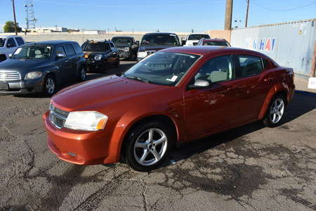 2008 Dodge Avenger SXT for Sale  - 18312  - Dynamite Auto Sales