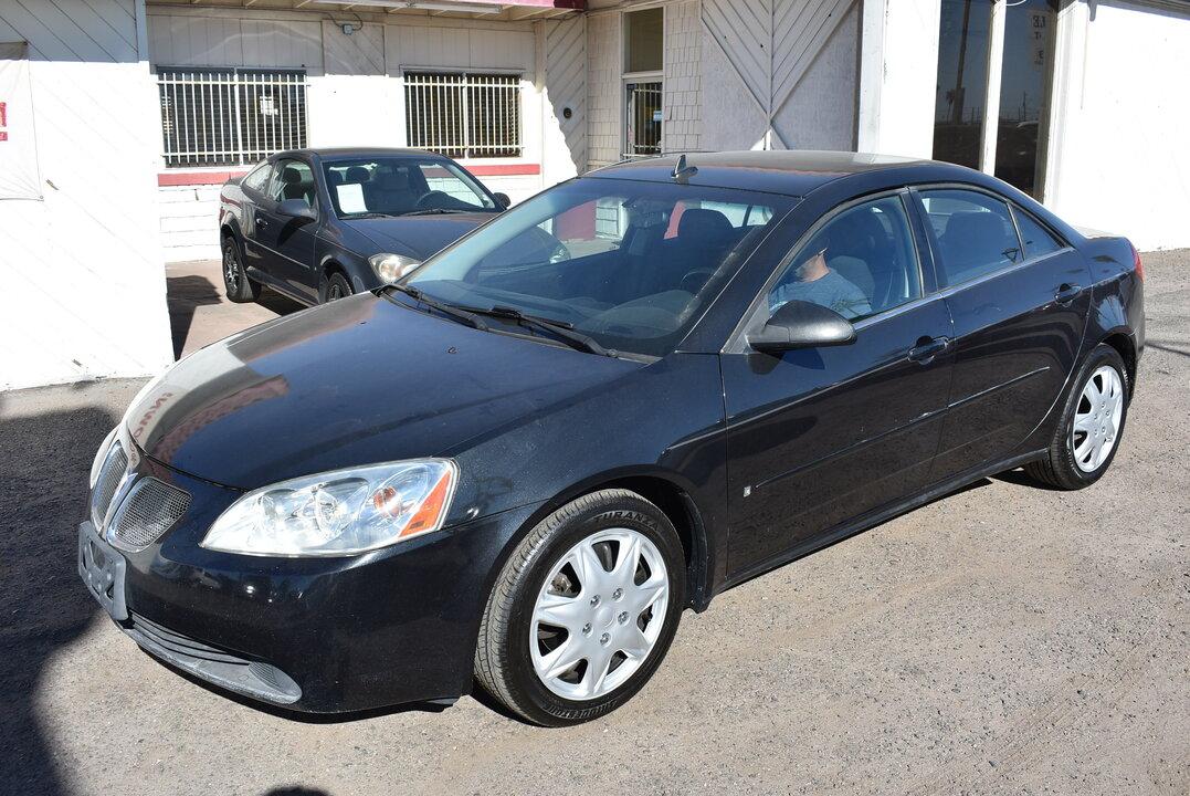 2009 Pontiac G6 w/1SA *Ltd Avail*  - 20279  - Dynamite Auto Sales