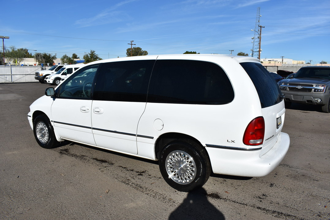1997 Chrysler Town & Country  - Dynamite Auto Sales