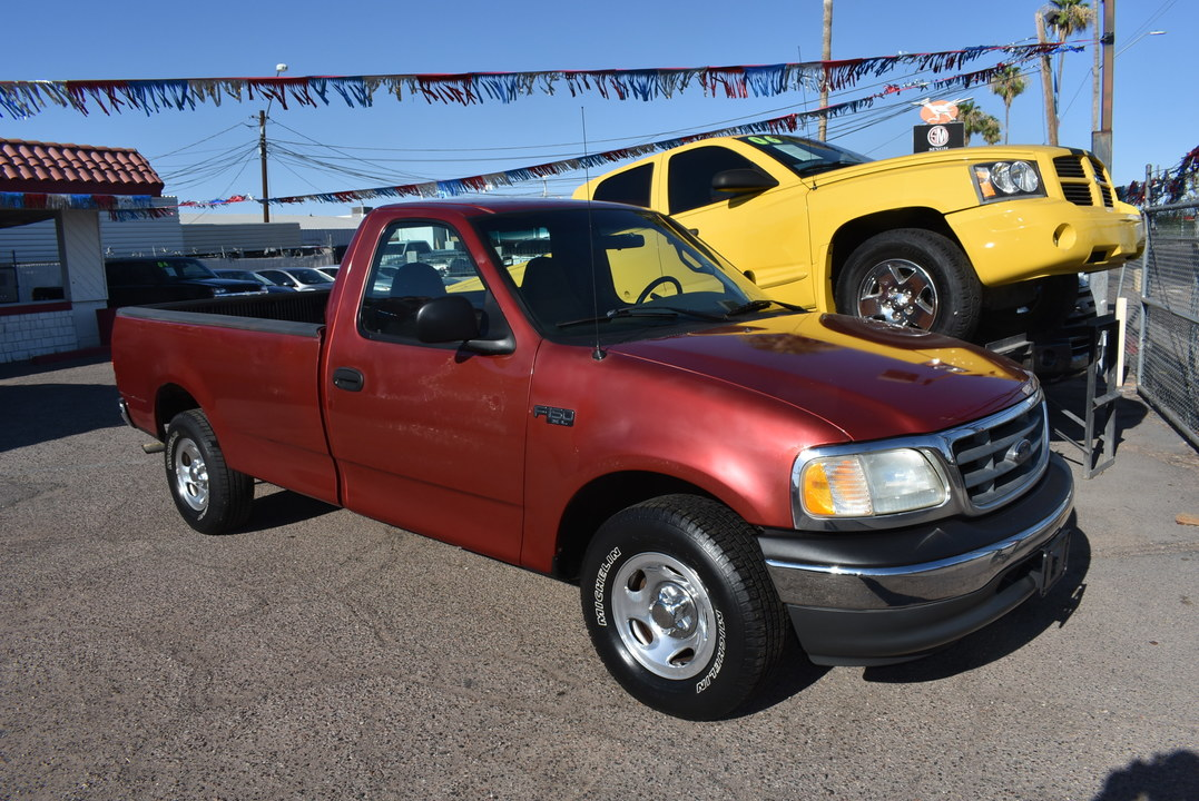 2002 Ford F-150  - Dynamite Auto Sales