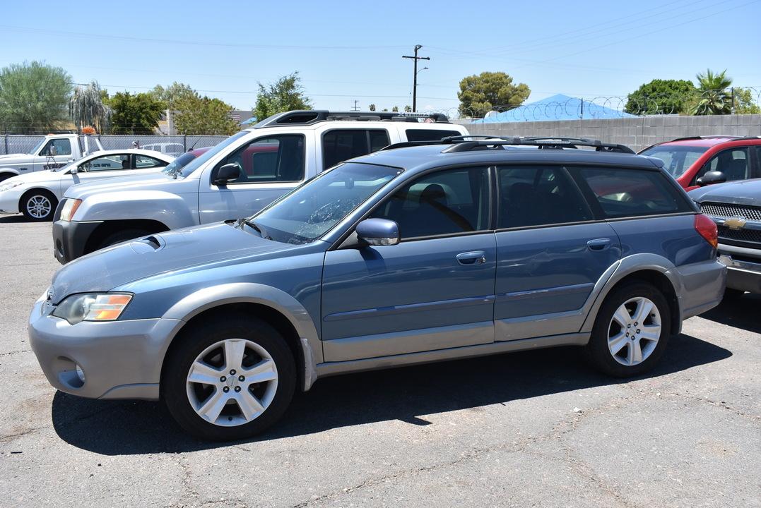 2005 Subaru Legacy Wagon (Natl) Outback XT  - 20165  - Dynamite Auto Sales