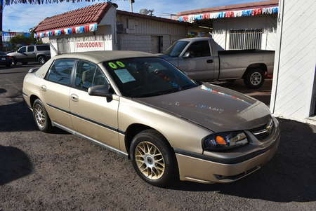 2000 Chevrolet Impala  for Sale  - 19245  - Dynamite Auto Sales