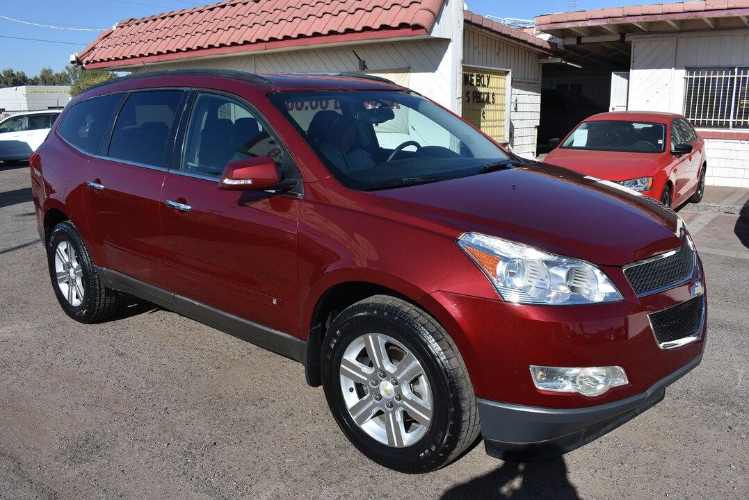 2009 Chevrolet Traverse LT w/1LT  - 20354  - Dynamite Auto Sales