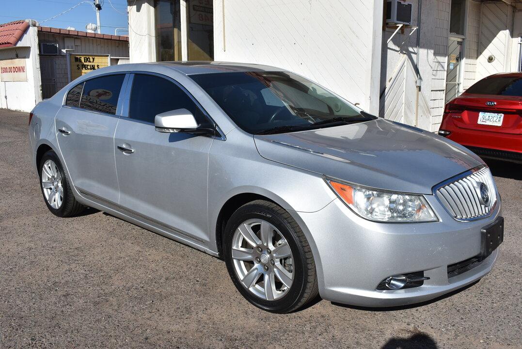 2011 Buick LaCrosse CXL  - 20382  - Dynamite Auto Sales