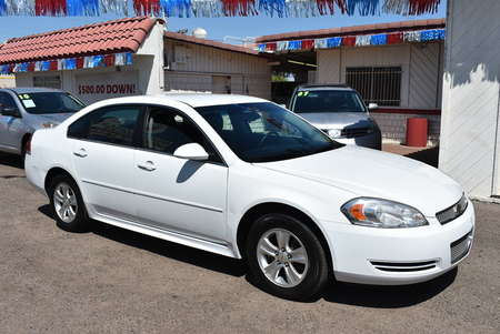 2012 Chevrolet Impala LS Fleet for Sale  - 19202  - Dynamite Auto Sales