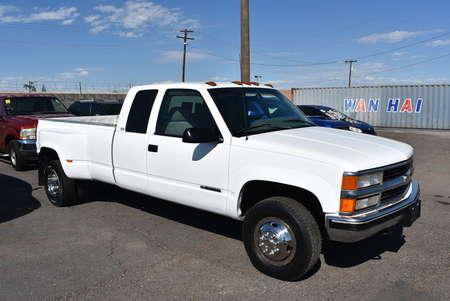 1996 Chevrolet C/K 3500  for Sale  - 18189  - Dynamite Auto Sales