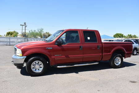 2002 Ford F-250 XLT for Sale  - W18066  - Dynamite Auto Sales