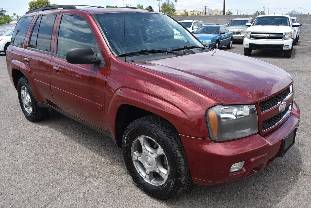 2009 Chevrolet TrailBlazer LT w/1LT  - 21143  - Dynamite Auto Sales