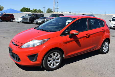 2013 Ford Fiesta SE for Sale  - W18073  - Dynamite Auto Sales