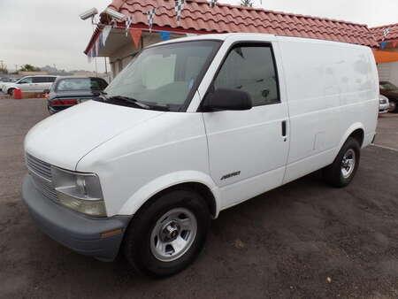 2002 Chevrolet Astro Cargo Van  for Sale  - 18099  - Dynamite Auto Sales