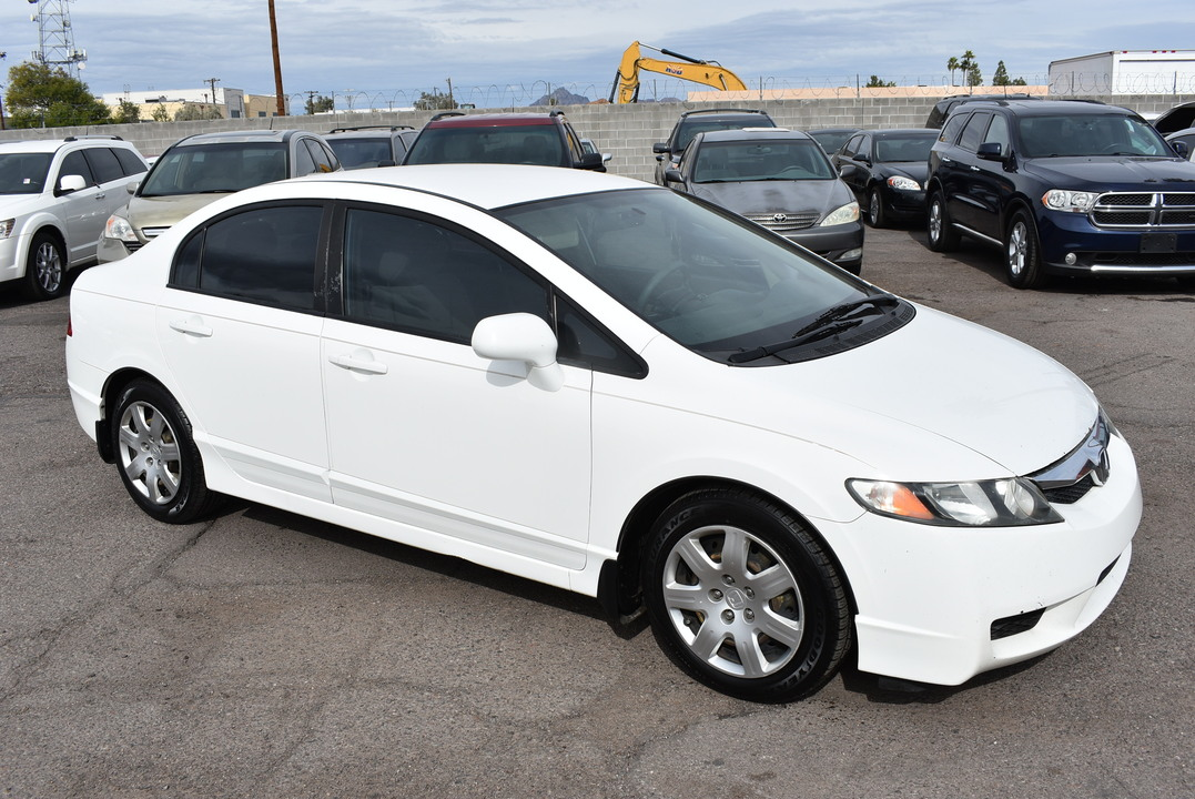 2009 Honda Civic LX  - 20371  - Dynamite Auto Sales