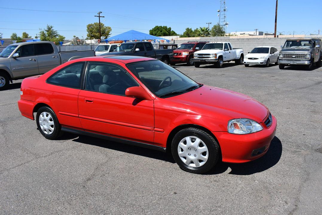 2000 Honda Civic  - Dynamite Auto Sales
