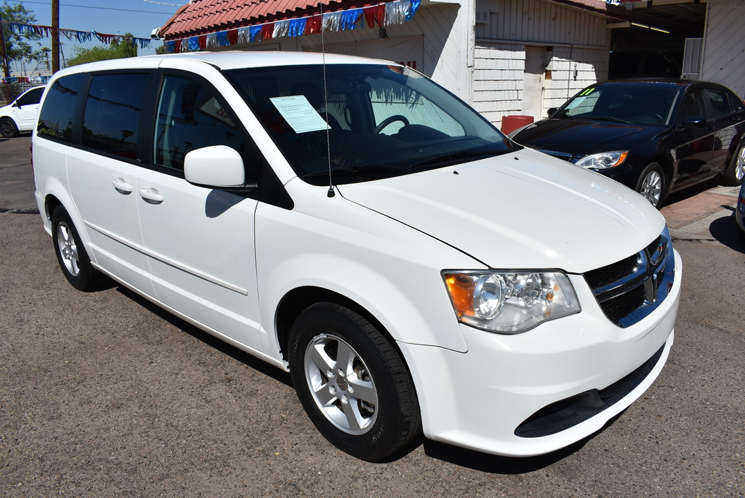 2011 Dodge Grand Caravan Mainstreet  - 19220  - Dynamite Auto Sales