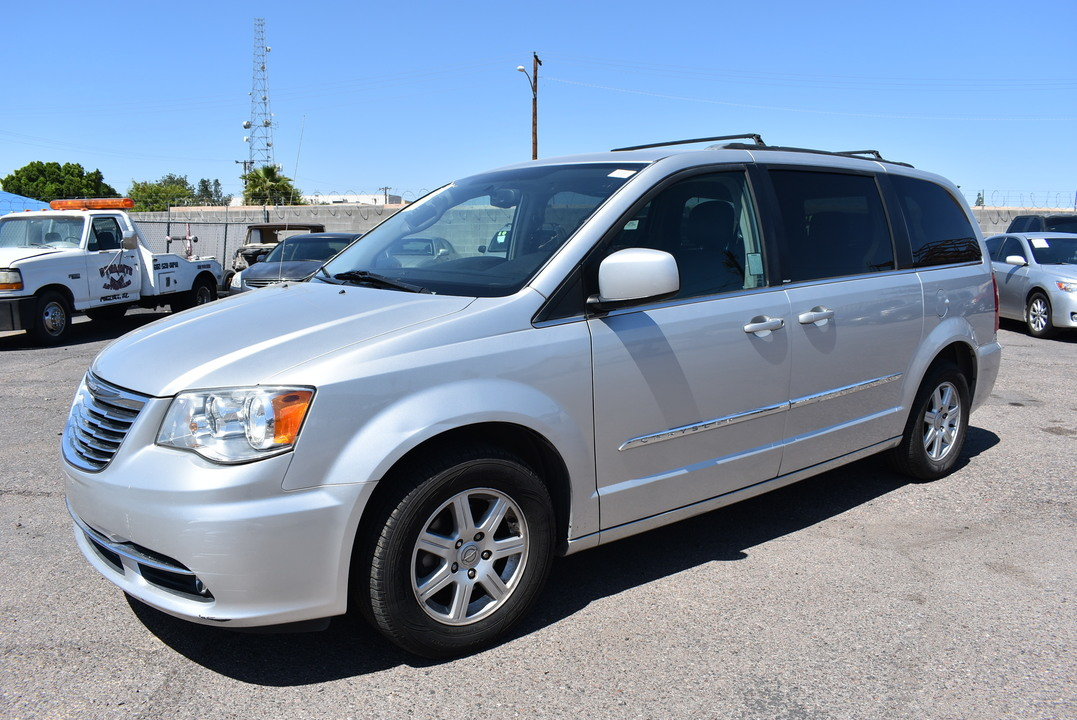 2012 Chrysler Town & Country Touring  - 20104  - Dynamite Auto Sales