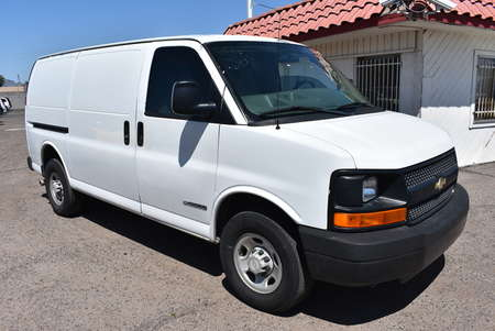 2008 Chevrolet Express Cargo Van for Sale  - W22010  - Dynamite Auto Sales