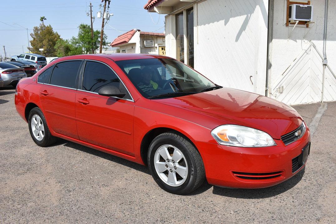 2007 Chevrolet Impala 3.5L LT  - 20250  - Dynamite Auto Sales