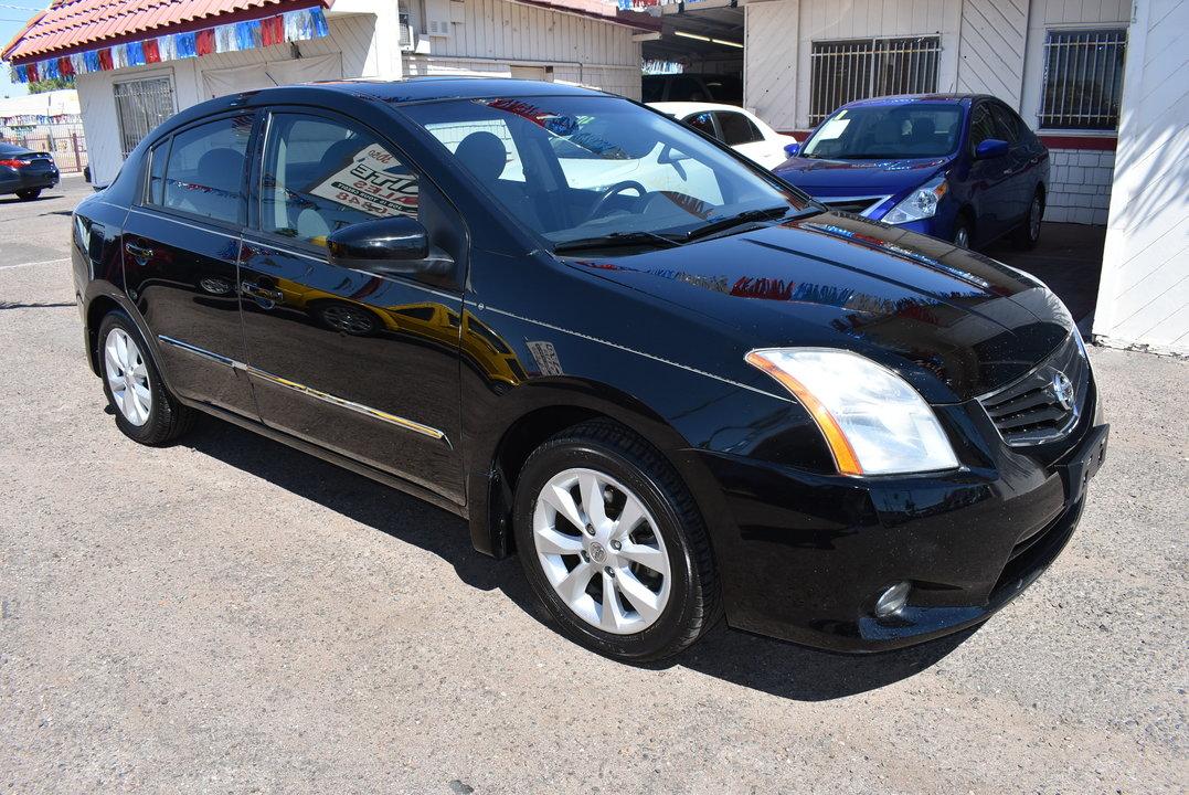 2011 Nissan Sentra  - Dynamite Auto Sales