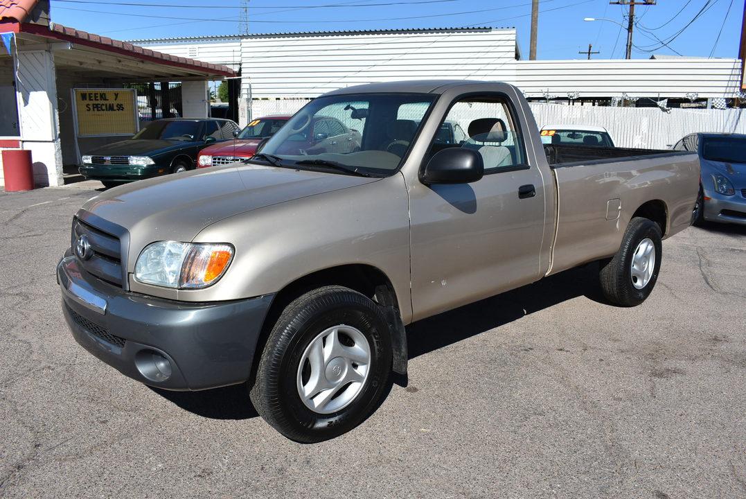 2004 Toyota Tundra  - Dynamite Auto Sales