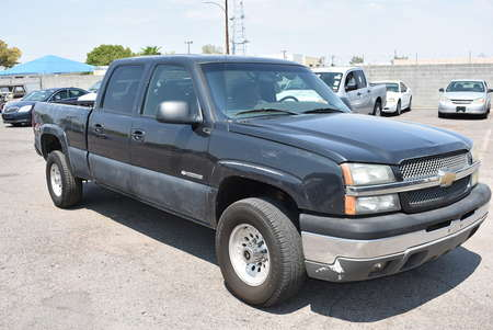 2005 Chevrolet Silverado 1500HD LS for Sale  - 20144  - Dynamite Auto Sales