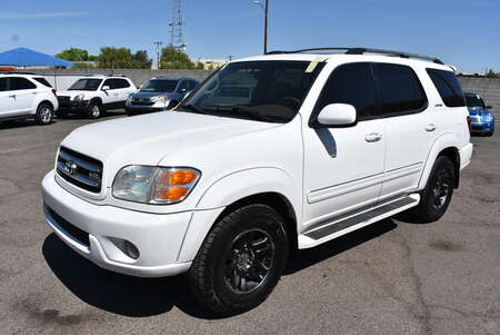 2003 Toyota Sequoia Limited for Sale  - 21075  - Dynamite Auto Sales
