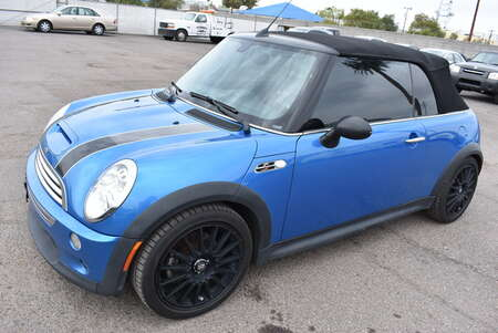 2008 Mini Cooper Convertible S for Sale  - 21066  - Dynamite Auto Sales
