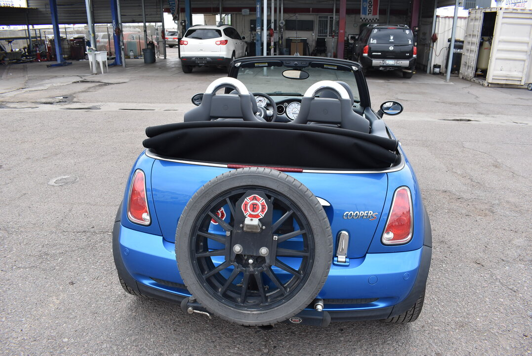 2008 Mini Cooper Convertible  - Dynamite Auto Sales