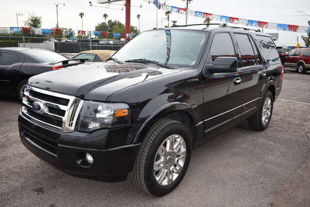 2011 Ford Expedition Limited for Sale  - W19108  - Dynamite Auto Sales
