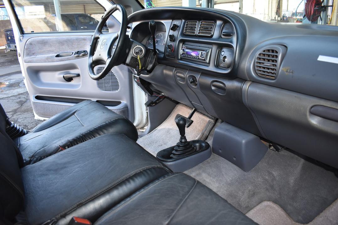 1998 Dodge Ram 2500  - Dynamite Auto Sales