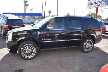 2007 Cadillac Escalade  for Sale  - W21951  - Dynamite Auto Sales