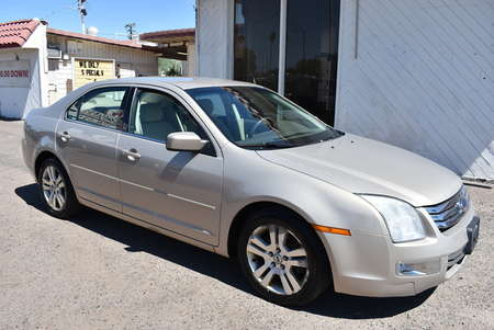 2007 Ford Fusion SEL for Sale  - 20152  - Dynamite Auto Sales