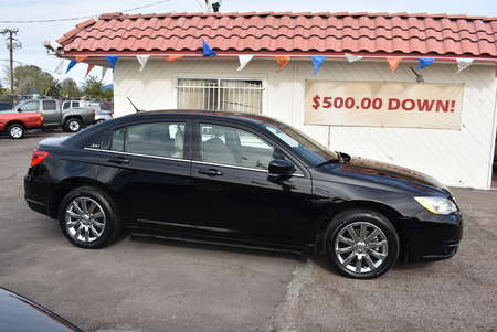 2013 Chrysler 200 Touring for Sale  - 18335  - Dynamite Auto Sales